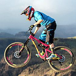 Jordi Bago auf Rotor Q-Rings
